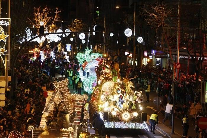 Reyes Magos Seville