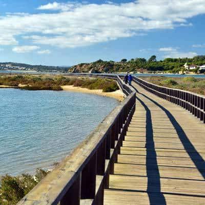 Ria De Alvor Nature Reserve Walkway (1)