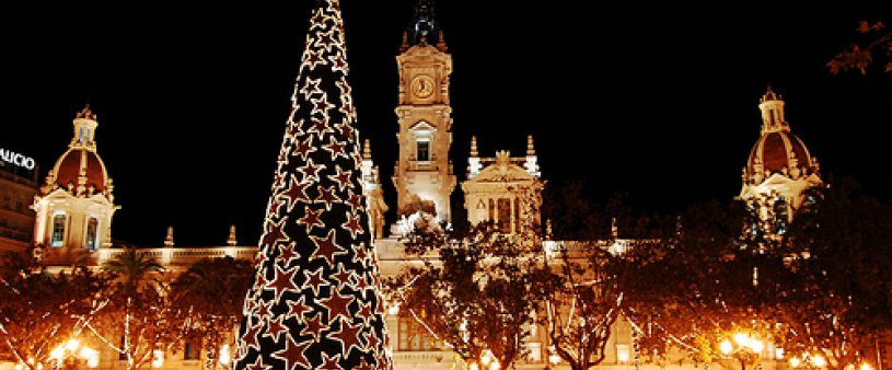 Seville Christmas Lights
