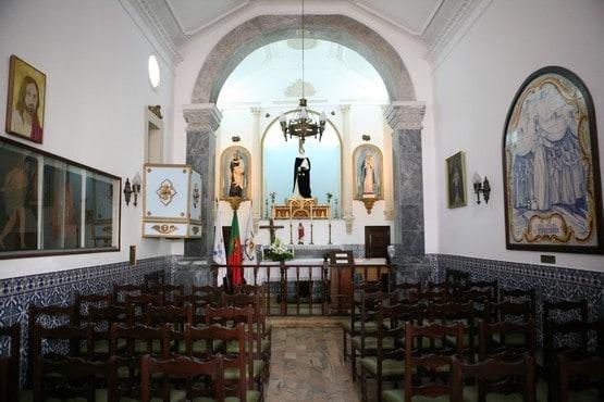 Igreja Da Misericórdia De Alvor