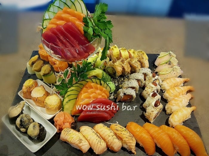 sushi bar Wow (montegordo)
