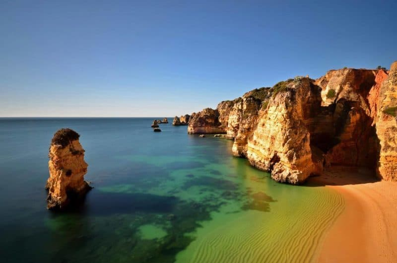 Praia D. Ana