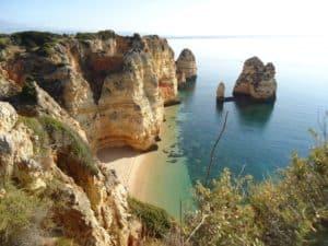 Praia Da Balança