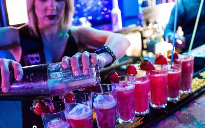 Cocktail Making Matts