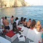Sunset Ophelia cruise