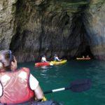 Inside Cave Kayaks