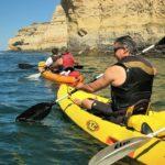 Kayaking Portimão Benagil