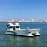 Sea Siren boat Portimão