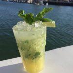 Sunset cruise boat