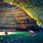 Benagil Kayaking