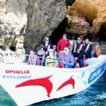 Cave tour Ophelia Benagil Cave