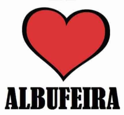 Nous aimons Albufeira