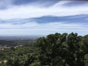Vista de Monchique