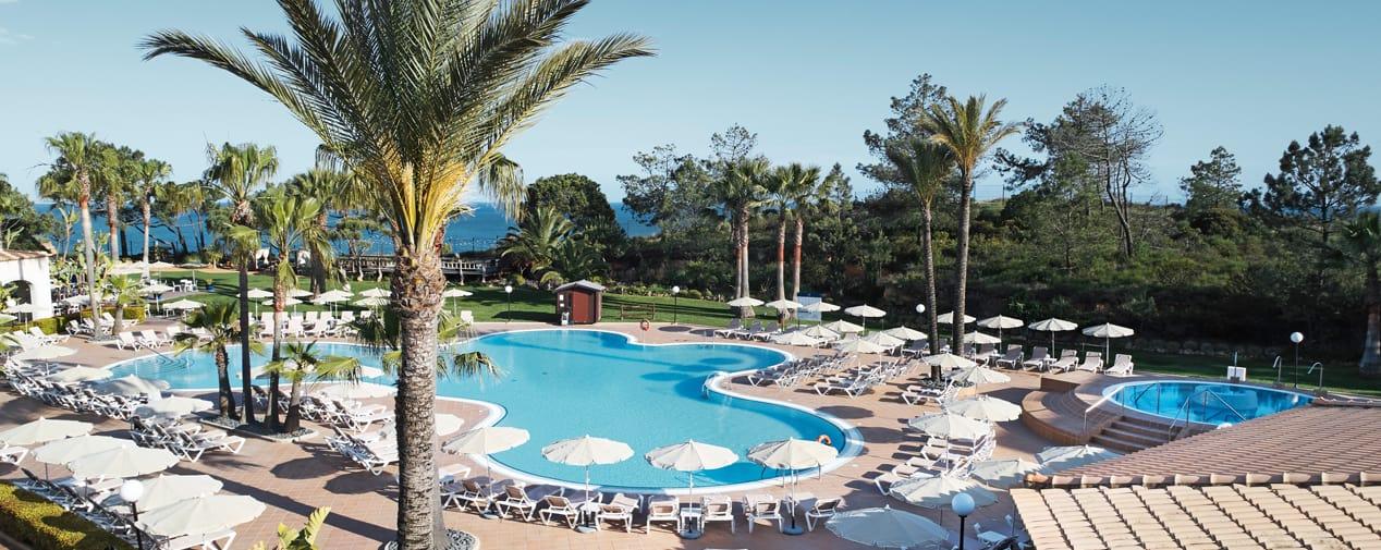 melhores hoteis em Albufeira Portugal para solteiros